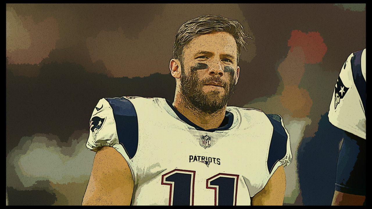 Patriots activate WR Julian Edelman to 53-man roster