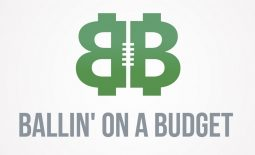 Ballin' on a Budget Wild Card Weekend Results, Super Bowl Value Picks