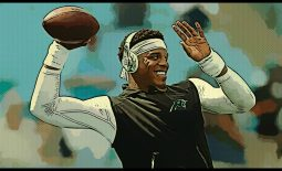 QBs looking to elevate Panthers, Buccaneers down stretch