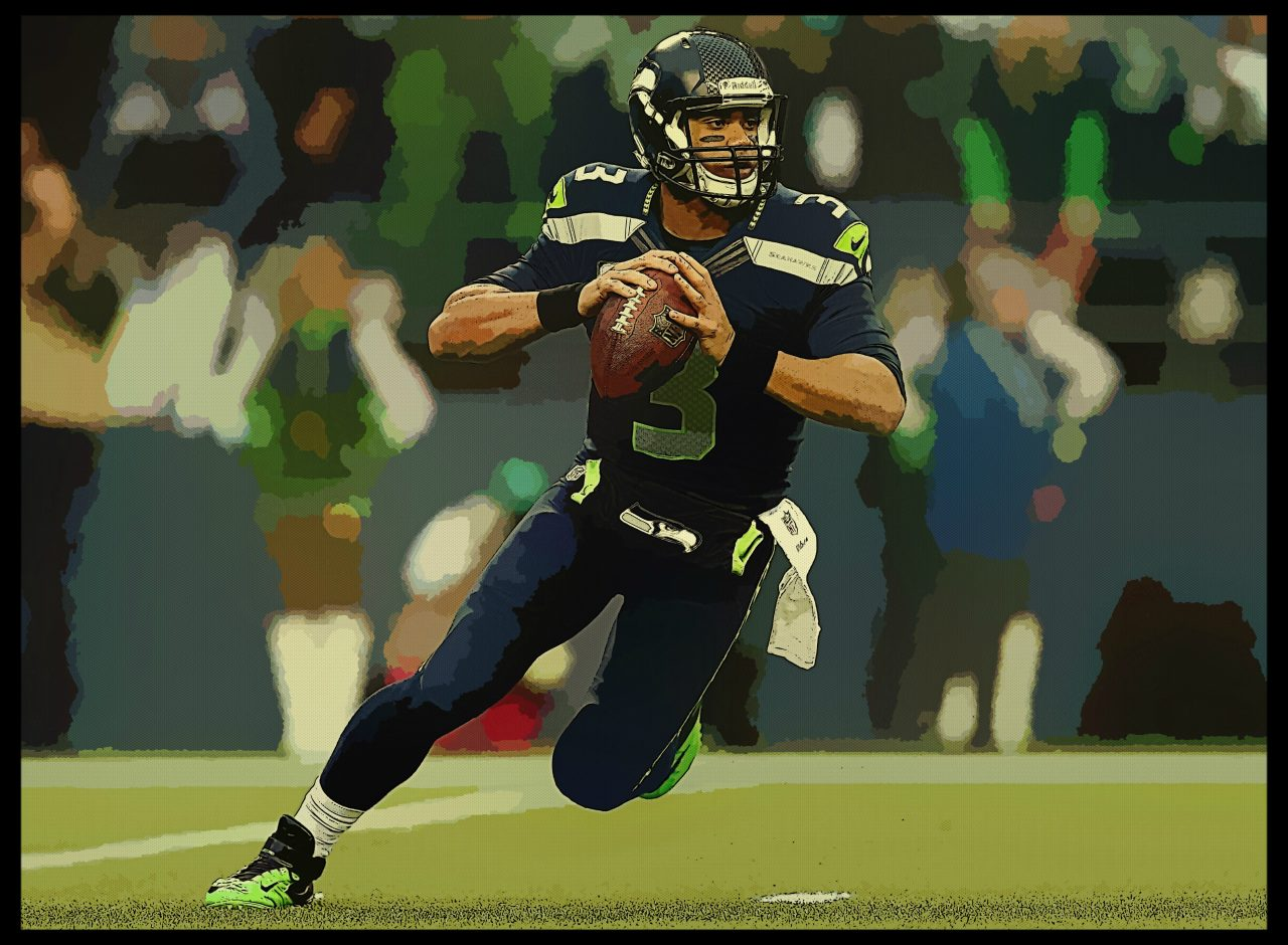Seahawks struggling to protect quarterback Russell Wilson
