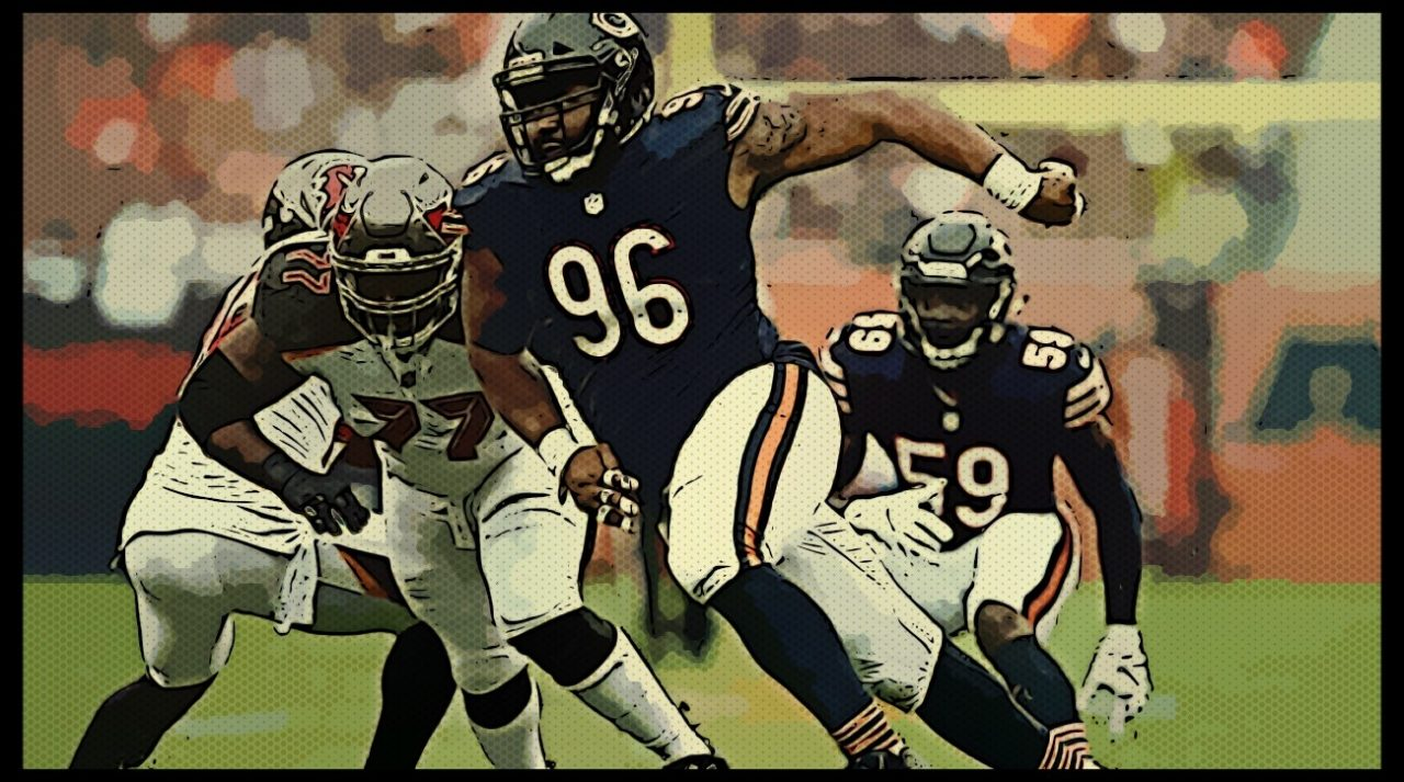 Bears defensive end Akiem Hicks relieved to avoid suspension
