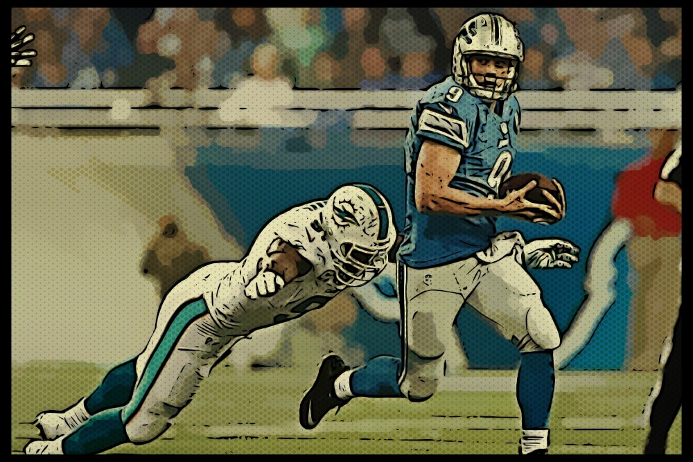 NFL Week 6 Stat Recap Table: QB, RB and WR