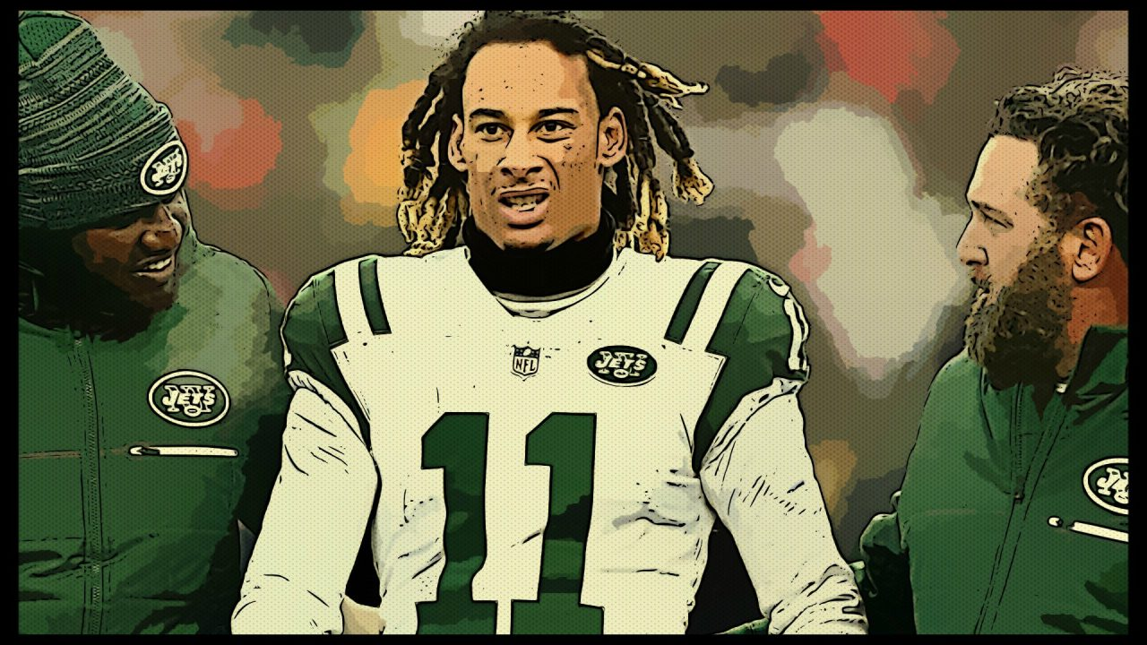 Jets WR Anderson won't be suspended by NFL for arrests