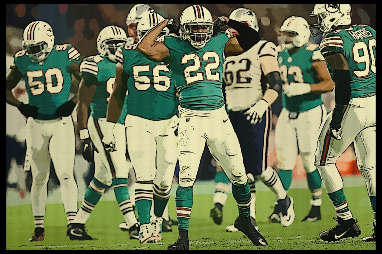 Dolphins' McDonald complains about NFL safety rules