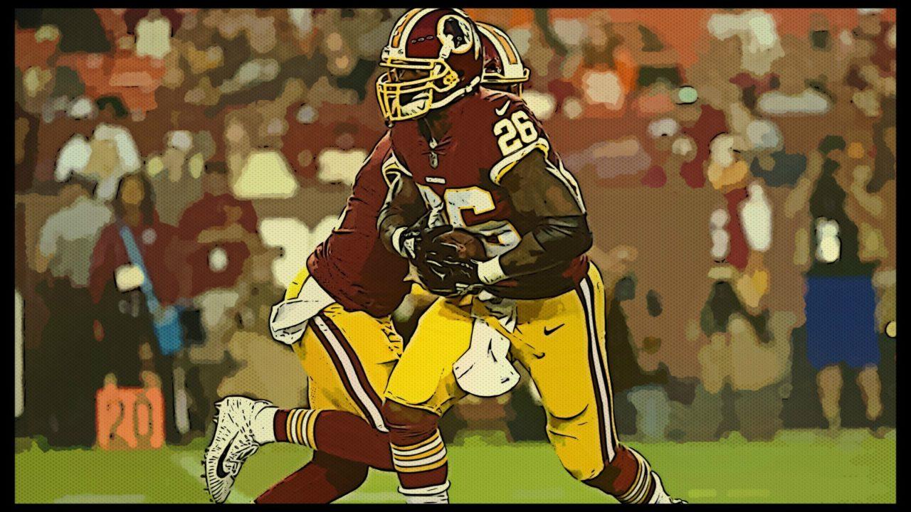 Redskins' offense has scored 1 2nd-half TD all season