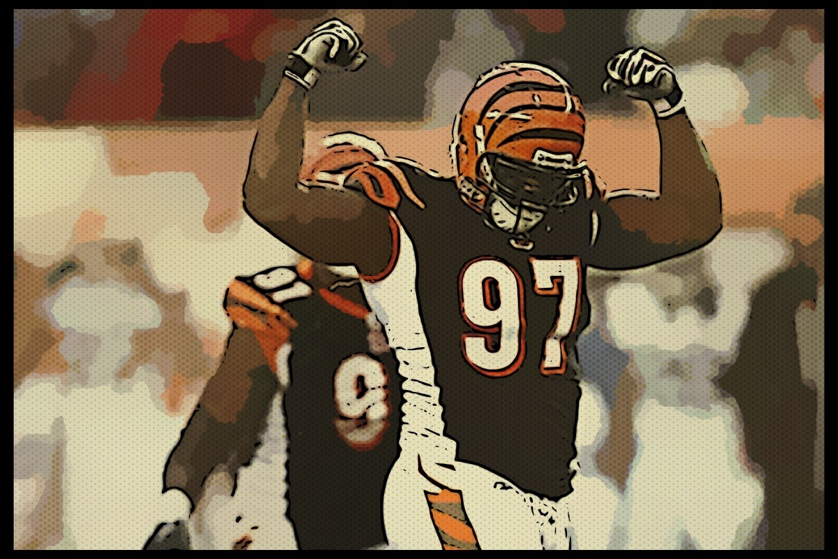 Bengals tackle Geno Atkins tied for NFL lead in sacks
