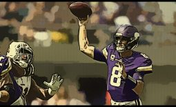 Humbled Vikings running out of time to catch Bears