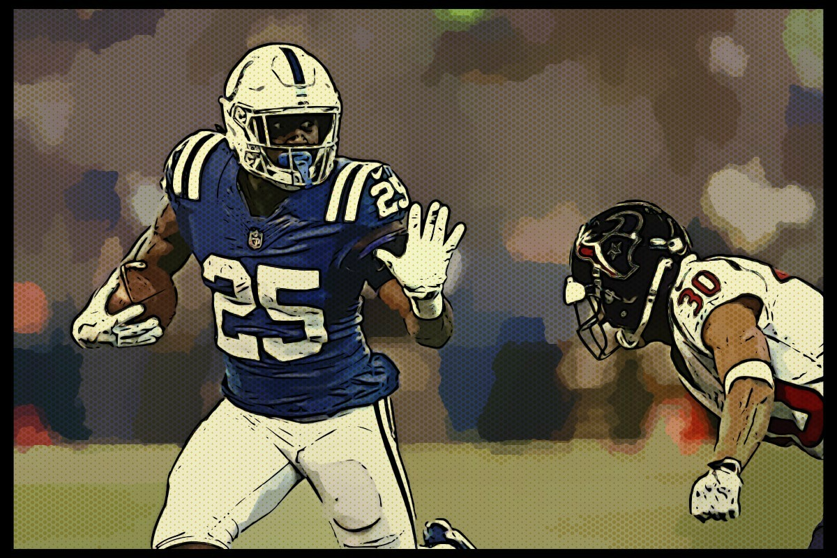 Mack's emergence helping Colts put together balanced offense