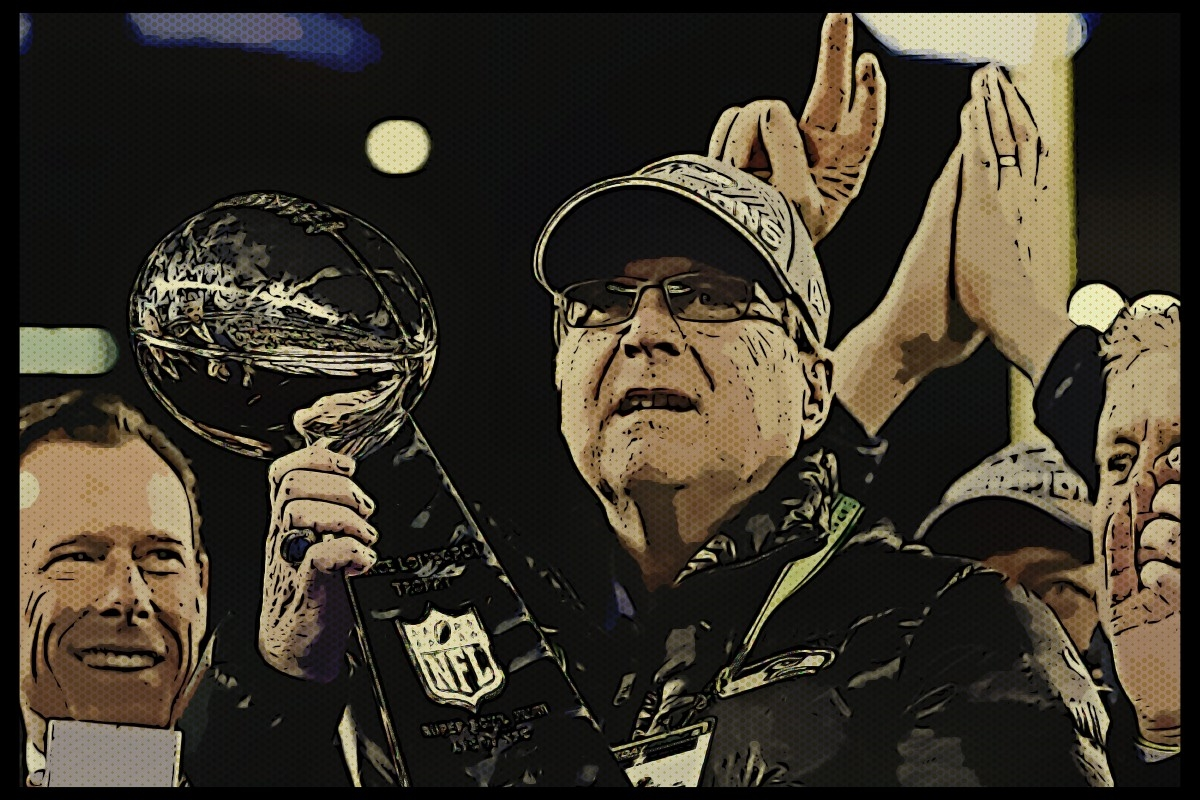 Future of Paul Allen's sports holdings remains unclear