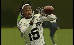 With Saints, Marshall plans to rediscover