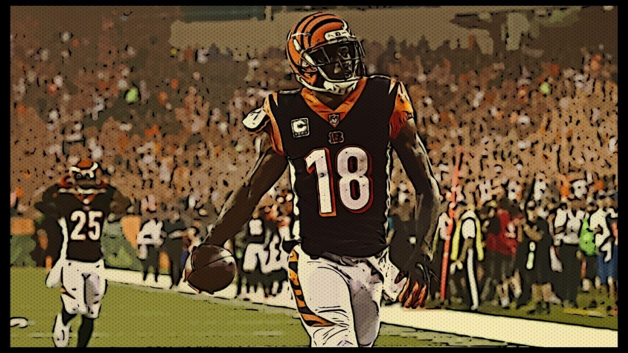 Bengals come out of bye missing top receiver A.J. Green