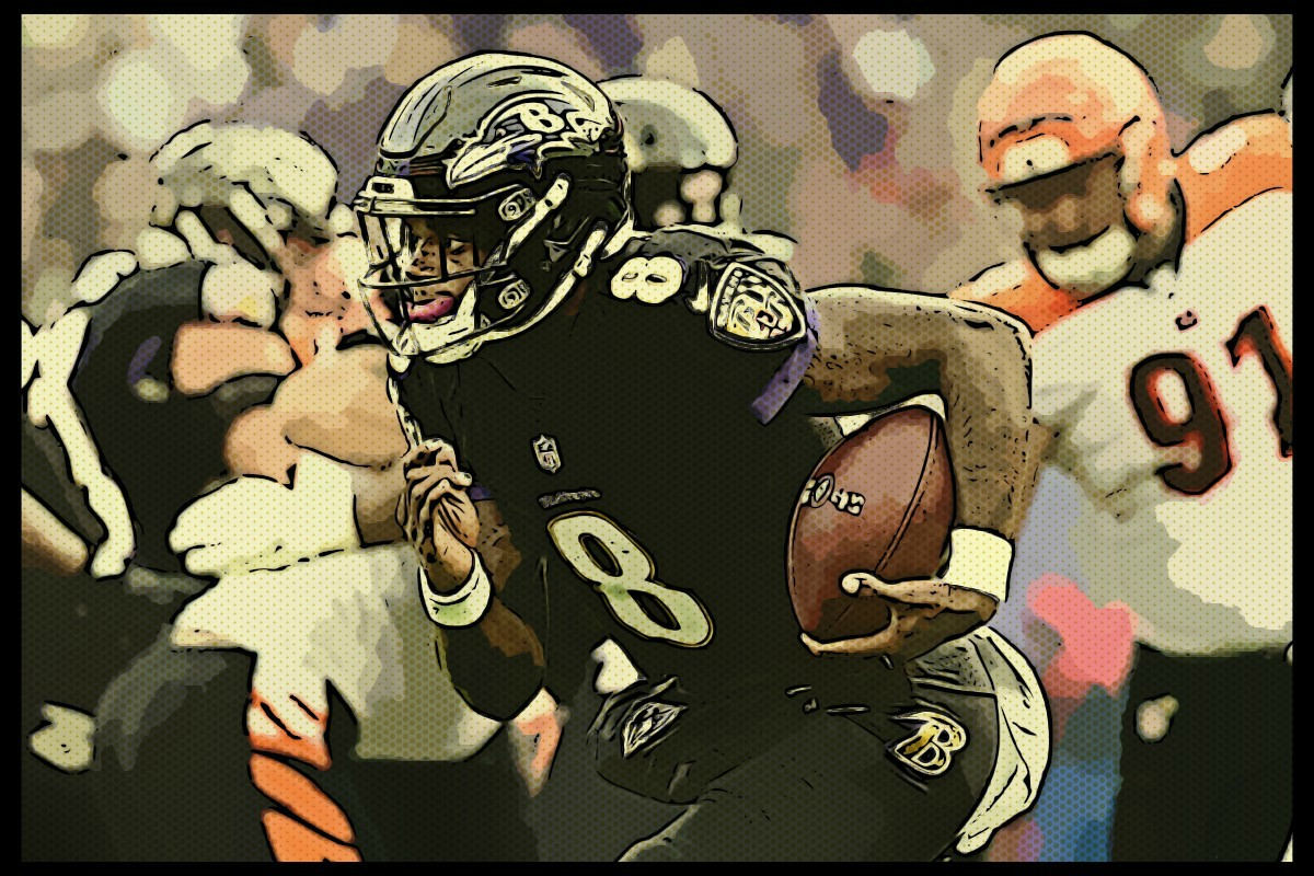 NFL Notebook: Ravens QB situation gets a little cloudier