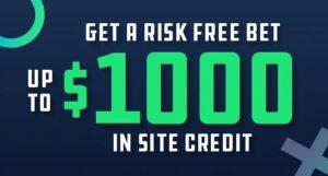 fanduel sportsbook $1000 risk free bet