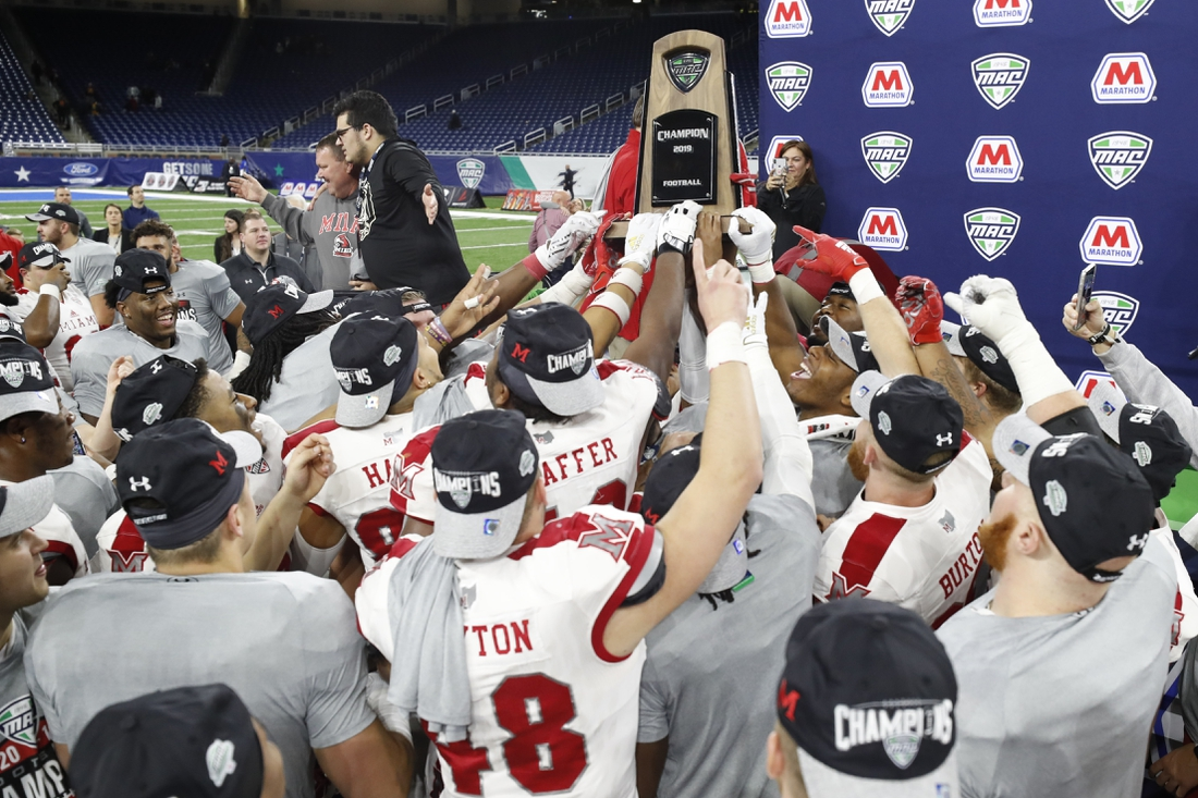 Mac Becomes Last Fbs Conference To Reinstate Football For Fall National Football Post
