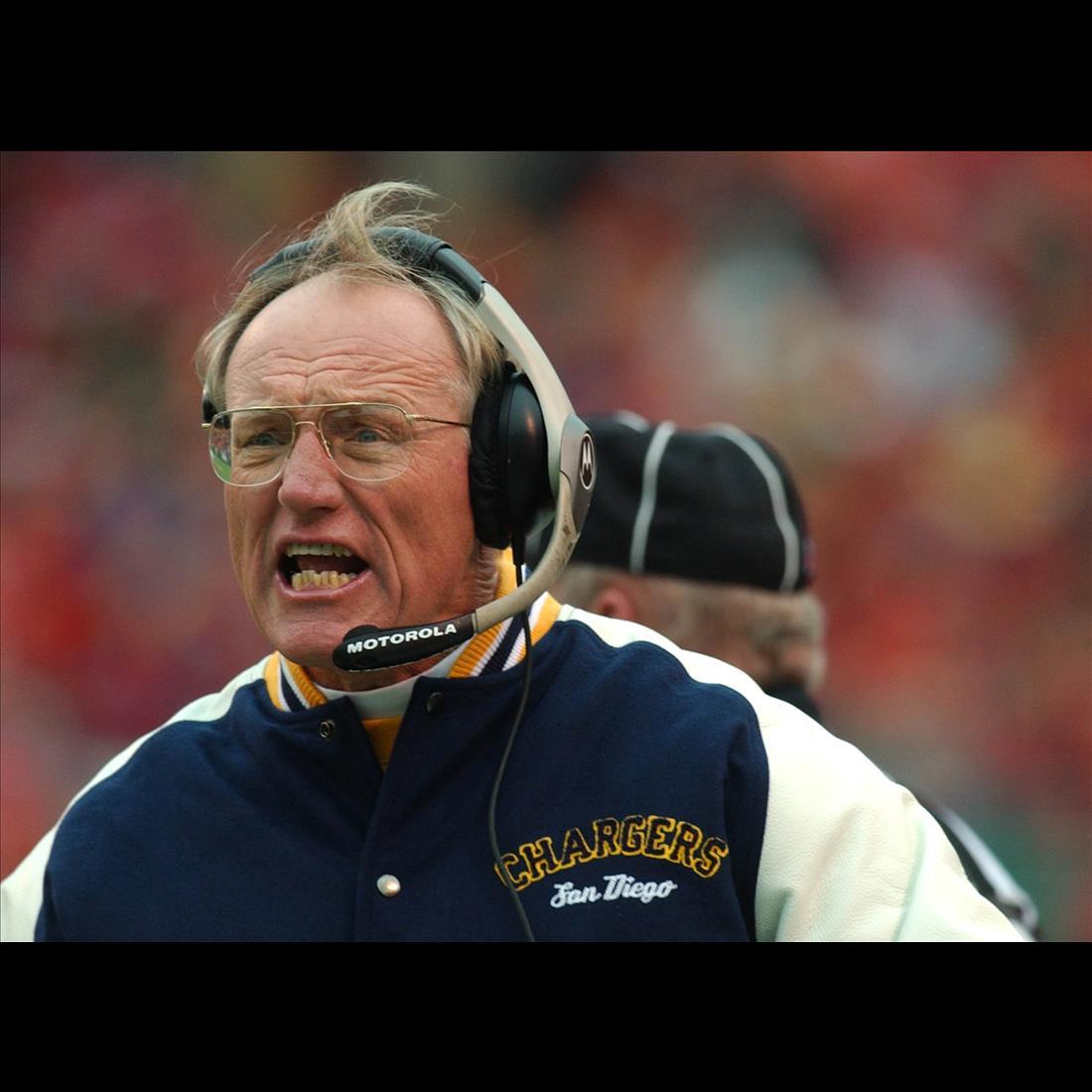 Marty Schottenheimer spent 21 seasons as a head coach in the NFL.