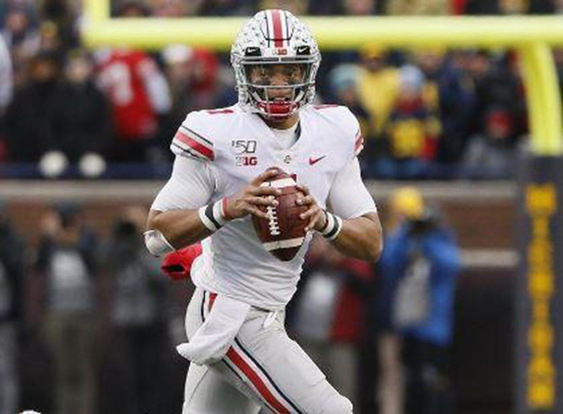 Will former Ohio State quarterback Justin Fields be starting at QB for the Chicago Bears this season?  10 Takeaways From The Big Ten Schedule Release Including Nebraska Taking One In The Teeth And Ohio State Getting A Favorable Draw