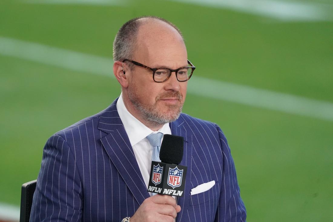 NFL Network's Rich Eisen Says he has Coronavirus Plague Despite Being Vaccinated