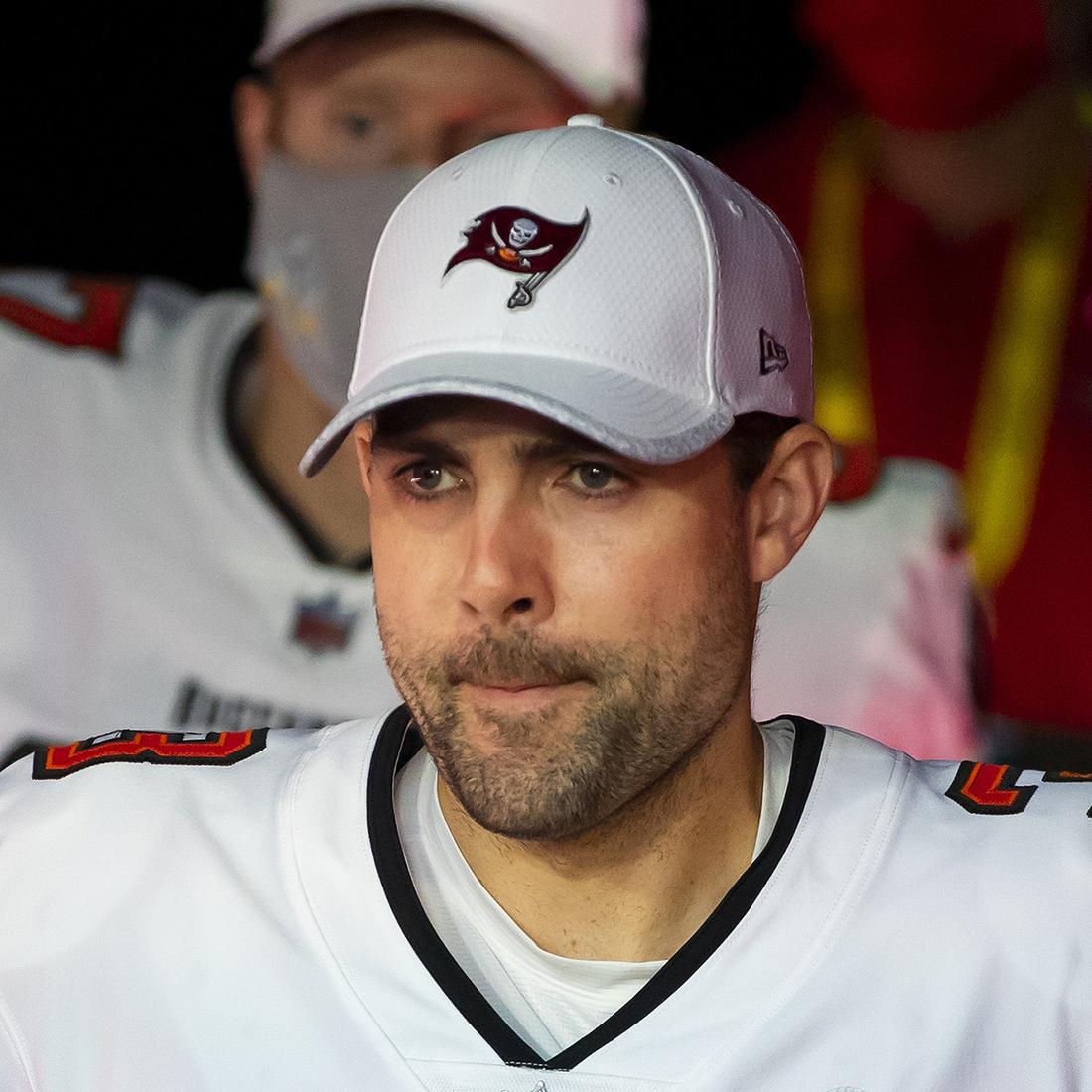 Tampa Bay Buccaneers NFL kicker Ryan Succop